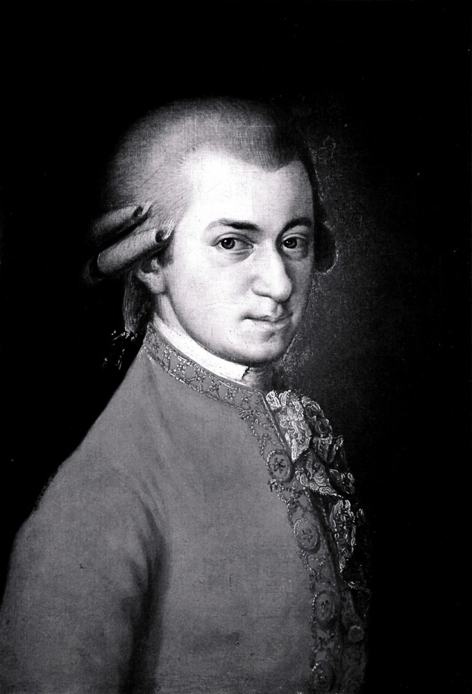 W. A. Mozart - biography and upcoming concerts in Prague